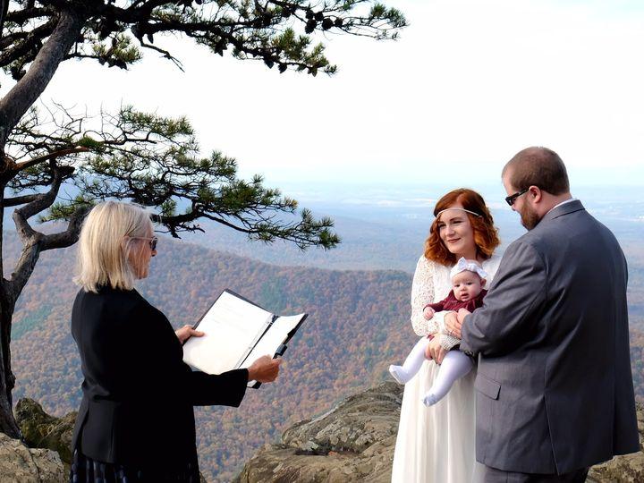 Tmx We 3 And Baby 51 686009 V1 Charlottesville, VA wedding officiant