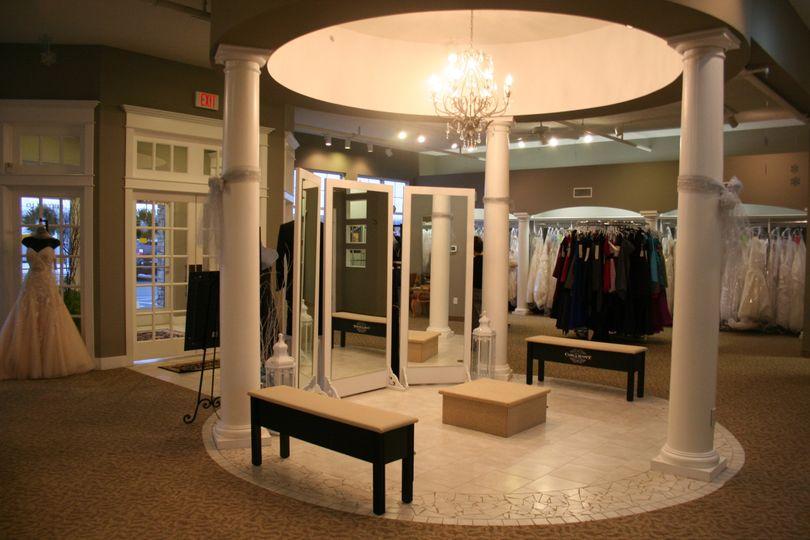 Caela Scott Bridal & Formalwear