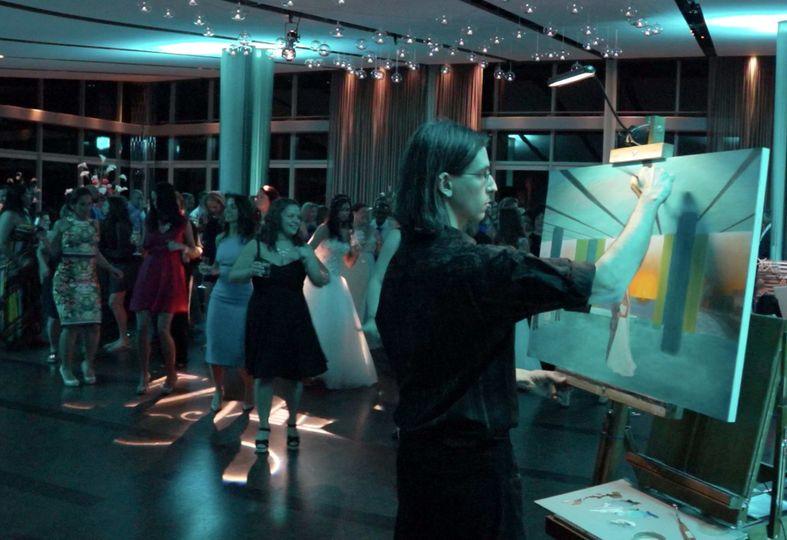 800x800 1440870856674 painting at one atlantic wedding reception