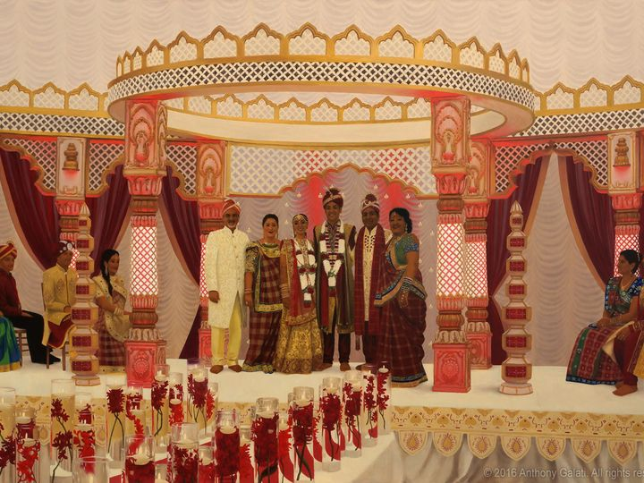 Tmx 1466026514075 Indian Ceremony Live Event Painting Morristown, NJ wedding favor