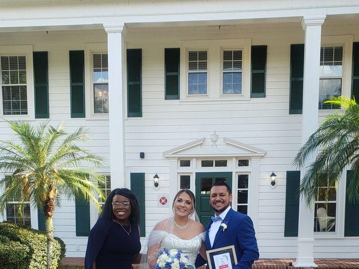 Tmx 20210602 152745 51 1998009 162266221681299 Kissimmee, FL wedding officiant