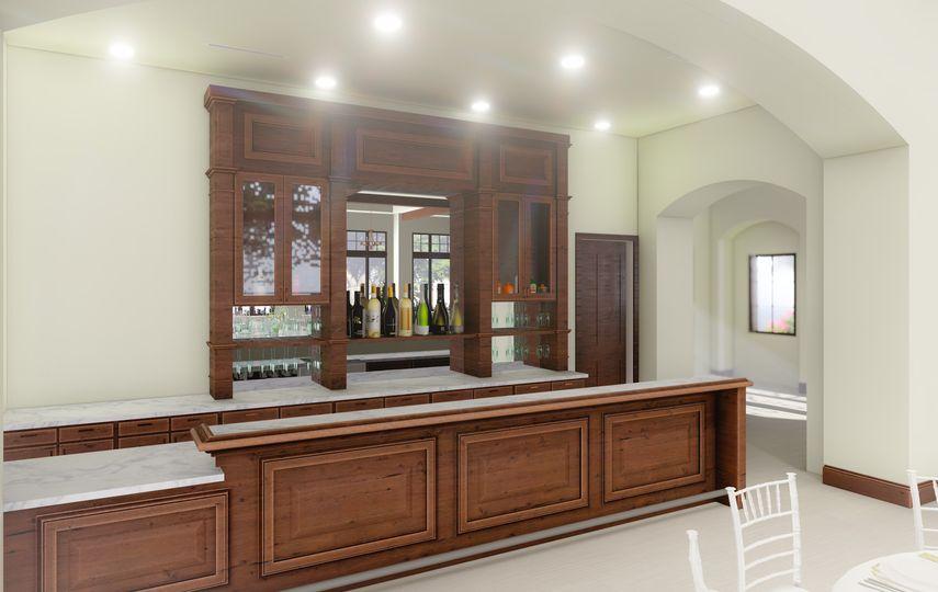 Ballroom bar