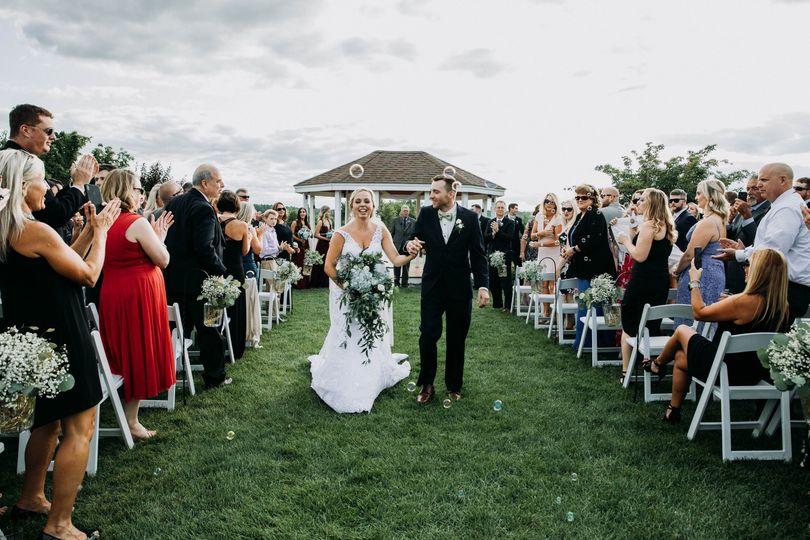 Massachusetts Wedding