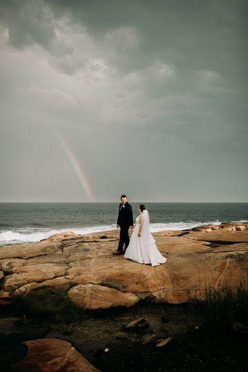 Narragansett Wedding