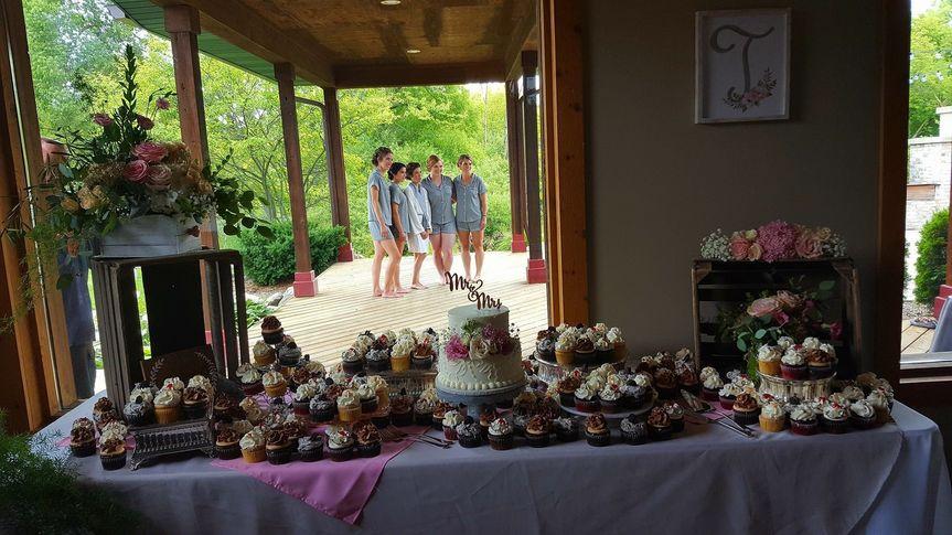 Cake & Dessert Table