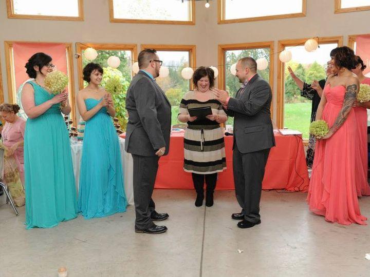 Tmx 1445785050785 Vrwedding Rochester, NY wedding officiant