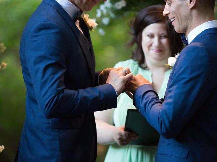 Tmx Kyle 51 791109 Rochester, NY wedding officiant