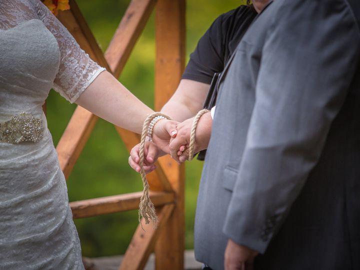 Tmx Meghan And Joe Ceremony 0083 51 791109 Rochester, NY wedding officiant