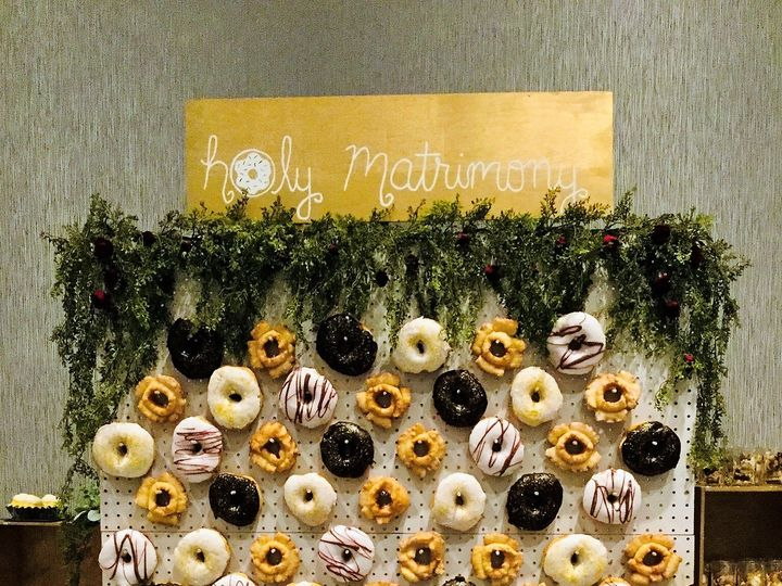 Tmx Donut Wall 51 1022109 159647745669892 Minneapolis, MN wedding venue