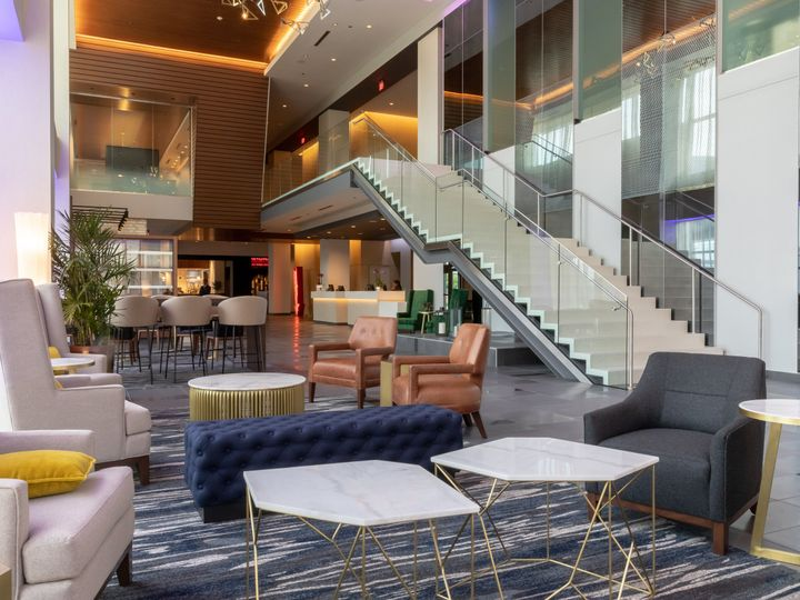 Tmx Intercontinental Msp Leighloftus 2018 4 Lobby1 51 1022109 Minneapolis, MN wedding venue