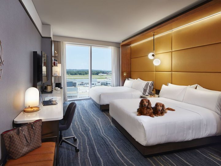 Tmx Pet Friendly 2 Queen Beds Room 51 1022109 159647788727546 Minneapolis, MN wedding venue