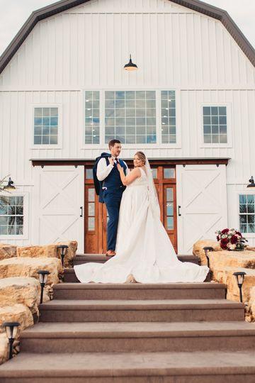 Grayson House Wedding