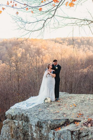 Oak Lodge Wedding