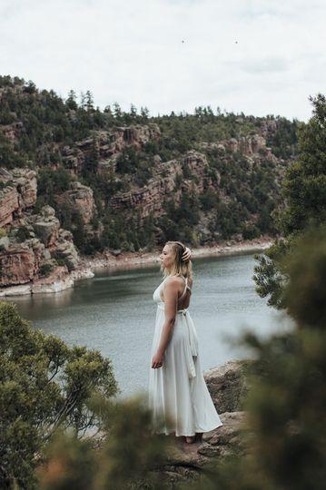 Flaming Gorge Bride