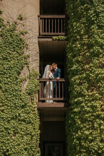Intimate wedding occasion