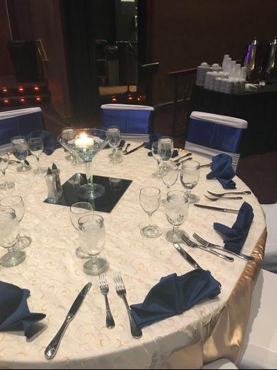 Wedding in Club Madrid