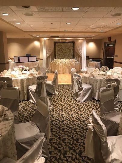 Wedding in Pinta Room