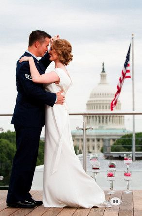 Capitol view at 400 wedding gift