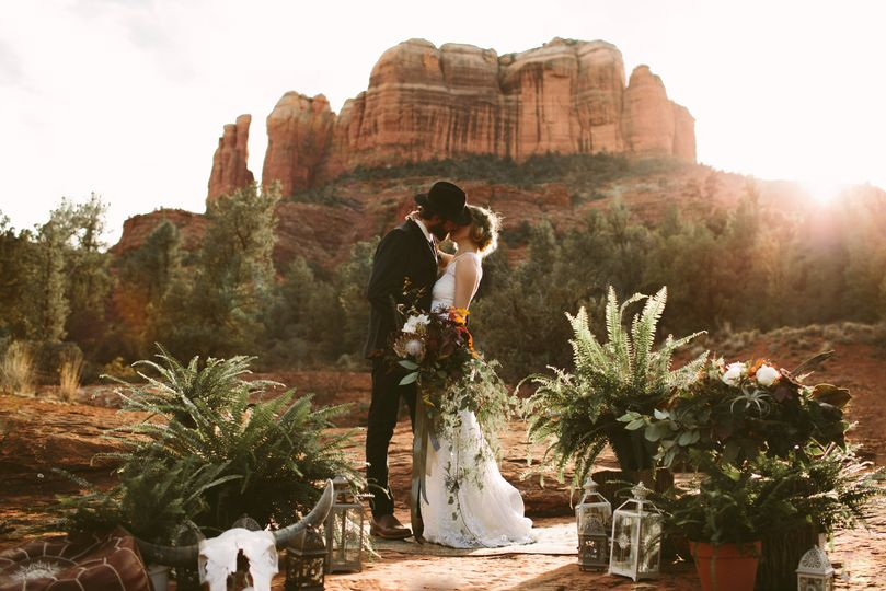 southwest elopement 51 573109
