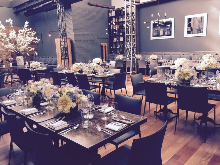 The Milling Room Venue New York Ny Weddingwire