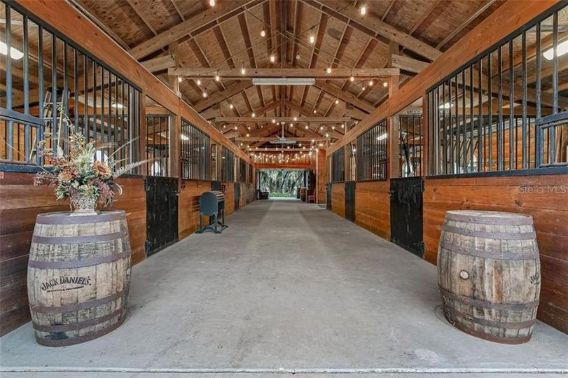 Beautiful barn aesthetics