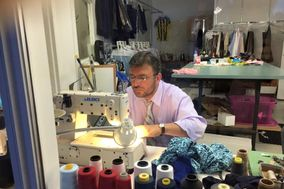 Ricky's tailor shop and dry cleaning