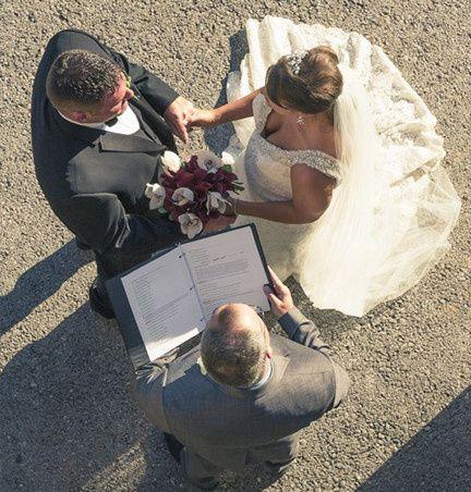 kendal butler wedding officiant kentucky leslie ca