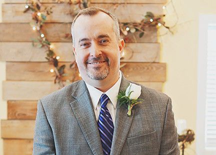 Kendal Butler • Wedding Officiant