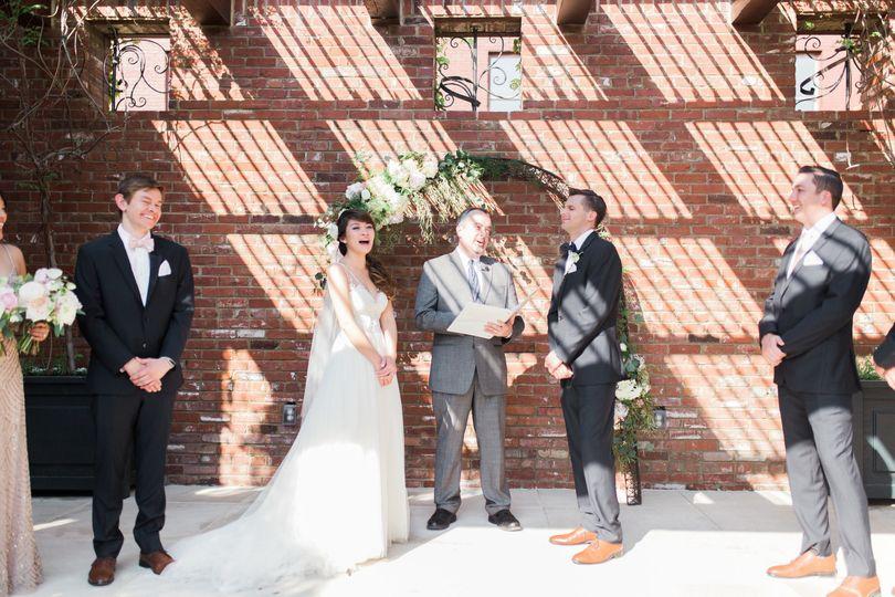 Wedding in Lexington, Kentucky