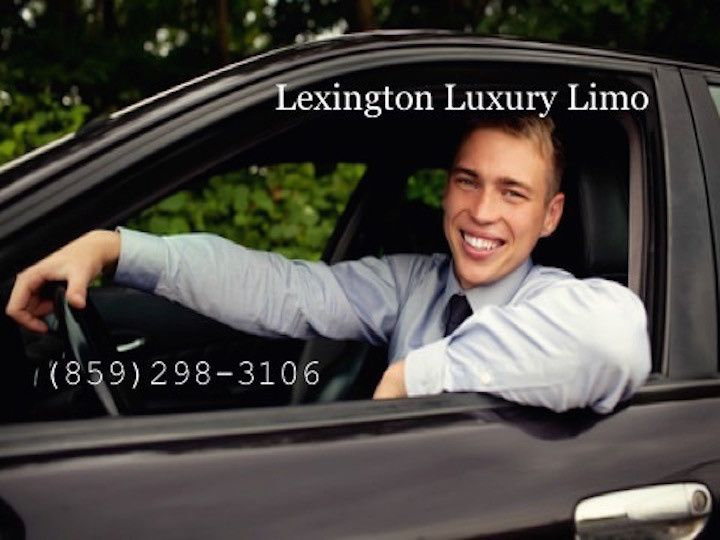 limousine chauffeur lexington