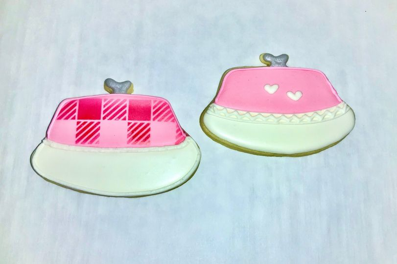 Purse sugar cookies