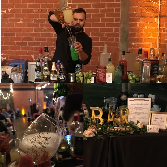 Experienced Mixologists
