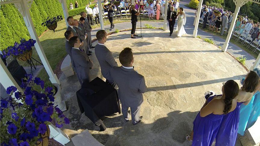beccas ceremony