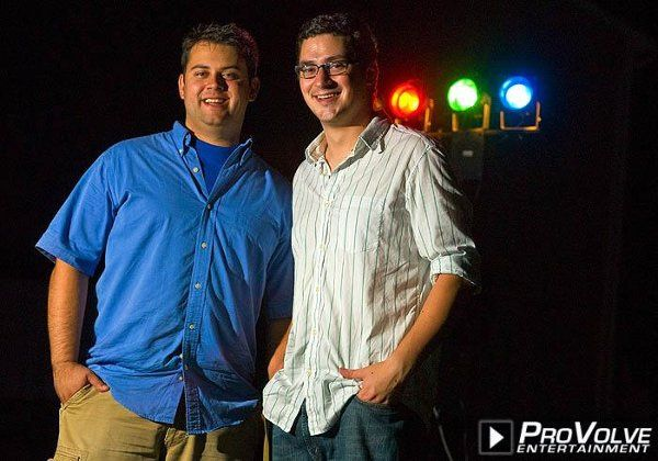 Eric and Mike of ProVolve Entertainment