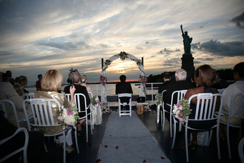 world yacht ceremony