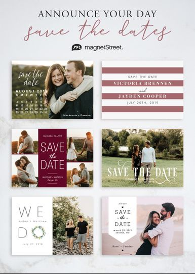 rosy savethedates pinterest 51 18109