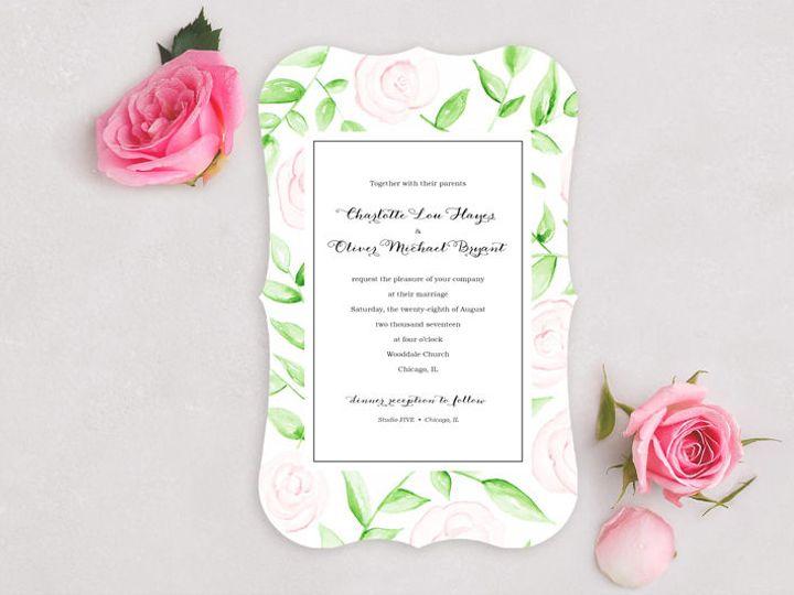 Tmx 1520610215 Cc0d9fc7b722af3c 1520610213 6d47161750b7743c 1520610208049 13 Invitations 13 Minneapolis, Minnesota wedding invitation