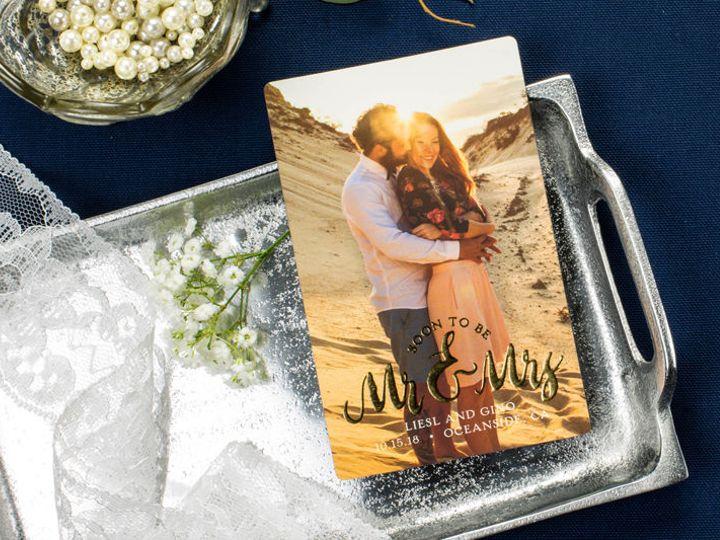 Tmx 1520610217 E3f66b9afff34c49 1520610215 9b86f3e36f044ba9 1520610208074 20 Save The Dates 1 Minneapolis, Minnesota wedding invitation