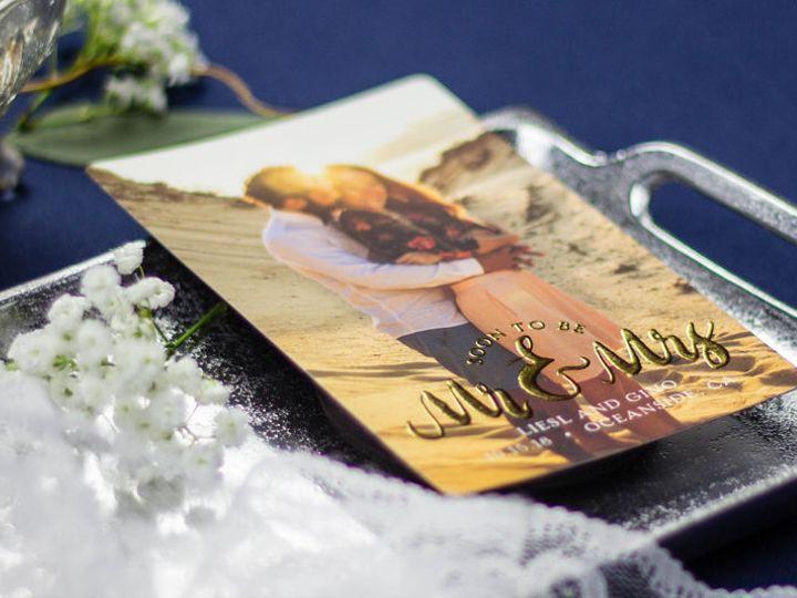 Tmx 1520610217 E46f88cc65b787aa 1520610216 8366dd8d11262b57 1520610208077 21 Save The Dates 2 Minneapolis, Minnesota wedding invitation