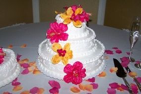 Cheesecake Wedding Cakes and Traditional Cakes by Mrs. B.