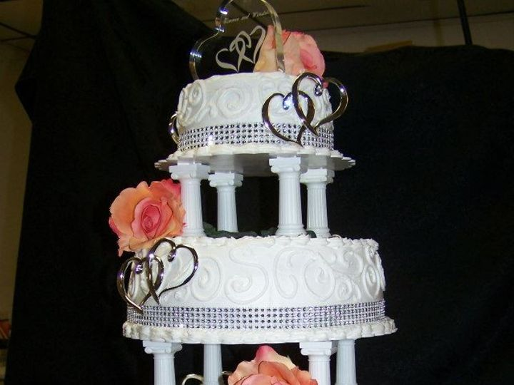 Tmx 1378484950466 Cheesecakes7 Virginia Beach wedding cake
