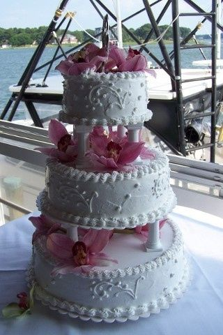 Tmx 1378485438665 Cheesecake124 Virginia Beach, VA wedding cake