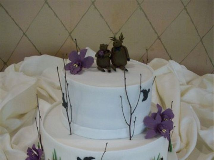 Tmx 1315658762282 LGCakes013 Chesapeake wedding cake