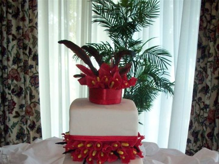 Tmx 1315658962210 LGCakes064 Chesapeake wedding cake