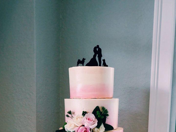Tmx 1516059563 09299e8116773808 1516059562 3a4b6675f96ee371 1516059561727 6 670AE876 1F51 4CB0 Newport News wedding cake