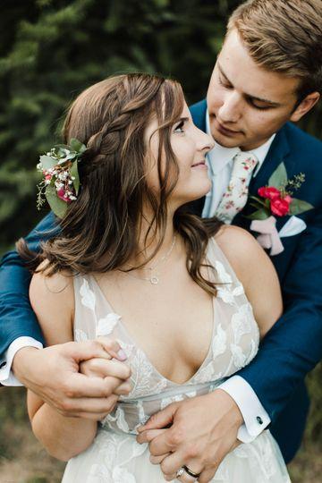 La Center Wedding