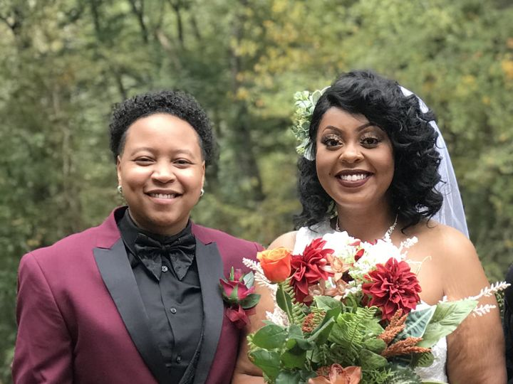 Tmx Kirsten And Simone 51 1059109 160375742978140 Athens, GA wedding officiant