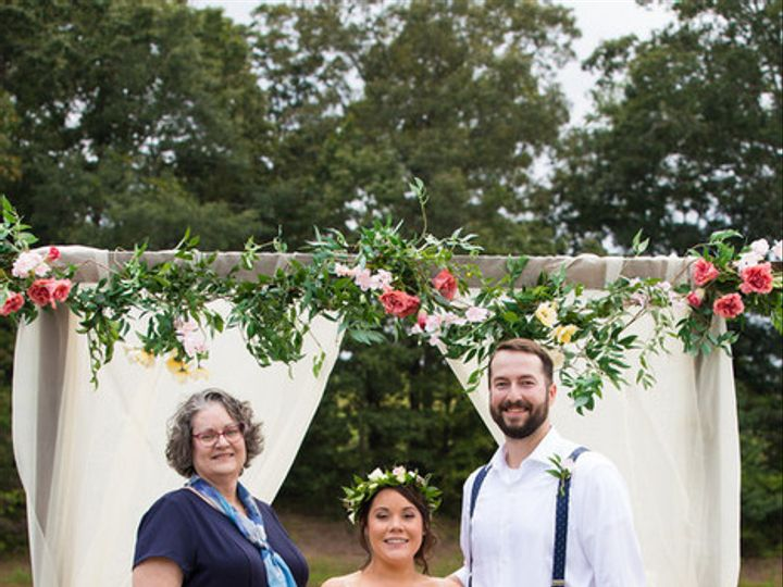 Tmx Sommer And Tim Justice 51 1059109 160841455634955 Athens, GA wedding officiant
