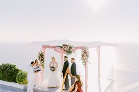 Wedding Wish Santorini