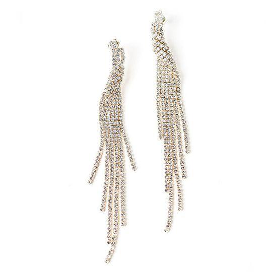 Hollywood earrings